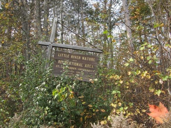 start of the Kip Trail