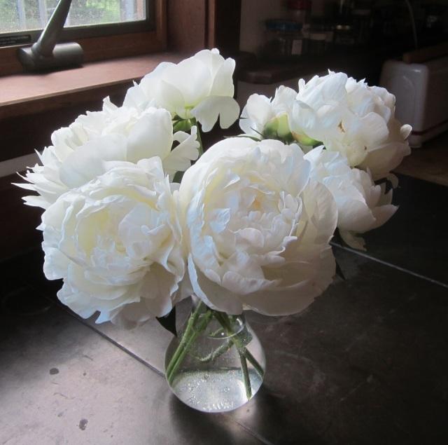 last peony bouquet