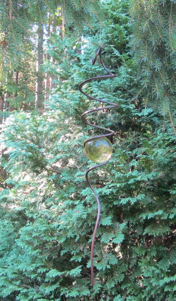 Rideau Ramble garden ornament