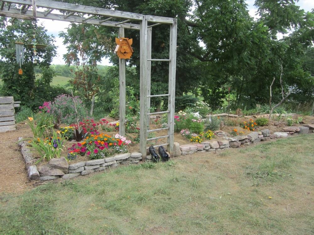 swingset garden